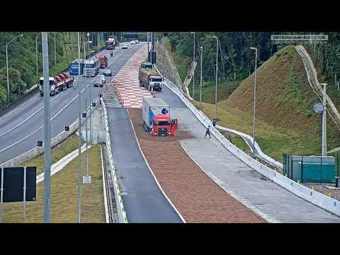 Trucks without brakes | Runaway truck ramp video