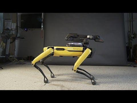 This Robot Can Dance Way Better Then You!