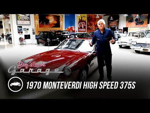 American Power Meets Italian Styling Video: 1970 Monteverdi High Speed 375S - Jay Leno's Garage