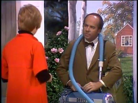 Vacuum Salesman From The Carol Burnett Show (Full Sketch)