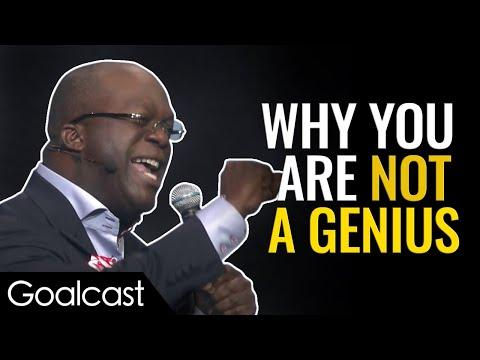 5 Letters Of The Alphabet That Will Tap Into Your Inner Genius | Simon T Bailey Speech | Goalcast