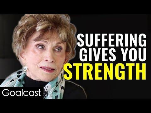 Holocaust Survivor Shares Auschwitz Horrors | Edith Eger | Goalcast Video