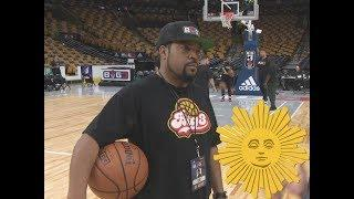 Ice Cube is in a whole new ballgame