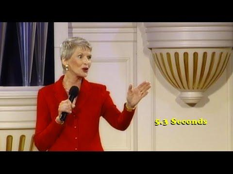 Jeanne Robertson | 5.3 Seconds
