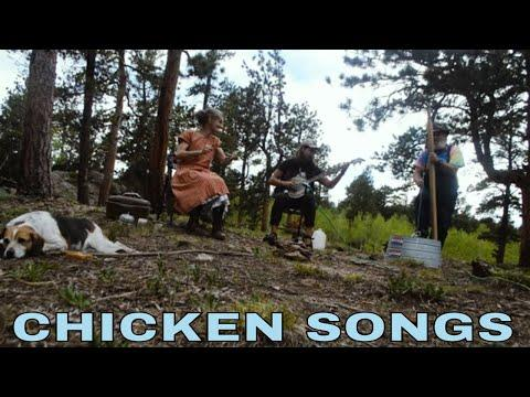 Chicken Songs - Cluck Ol' Hen & My Old Horse Died - Spoon Lady & Tater Boys