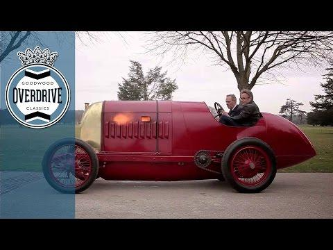 The Beast Of Turin Returns To Goodwood