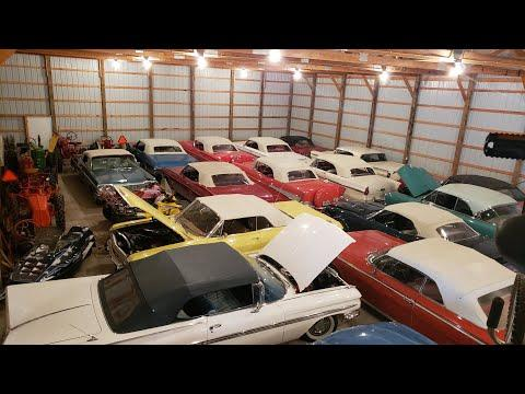 The Ron Windels Auto Collection. VanDerBrinkAuctions, LLC