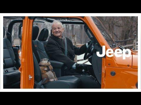 Jeep | Groundhog Day | Bill Murray | 02.02.2020