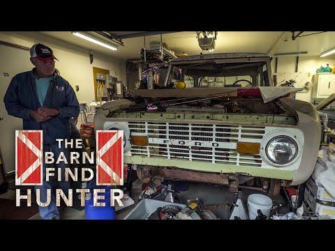 Rotary-powered Mazda RX-4, more Broncos, and a massive personal junkyard | Barn Find Hunter - Ep. 58