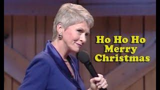 Jeanne Robertson | Ho Ho Ho Merry Christmas!