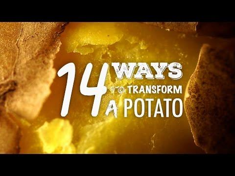 14 Ways To Transform A Potato