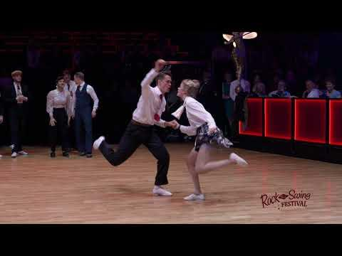 RTSF 2020 Rock That Swing Ball (Saturday) – Lindy Hop Cup Semifinals