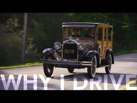Inheriting a legacy:  The Garvin's Ford Model A woody wagon | Why I Drive