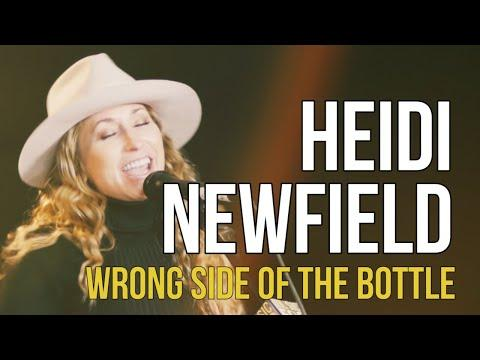 Heidi Newfield - Wrong Side of The Bottle