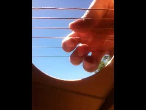 He Put An IPhone Inside His Guitar