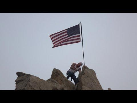 Tahoe Spooner Summit Flag replacement 2020 Hwy 50 Carson City, NV