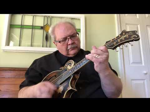 Mandolin Mondays Featuring David Harvey - Cruisin' Timber