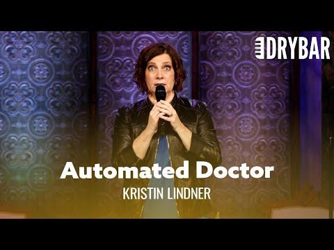 The Doctors Of The Future Won't Be Helpful. Kristin Lindner #Video