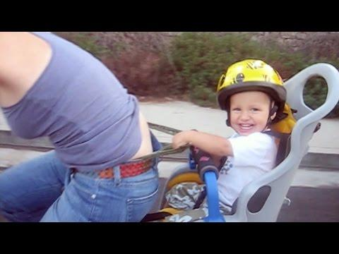 Toddler Gives Mom A Wedgie