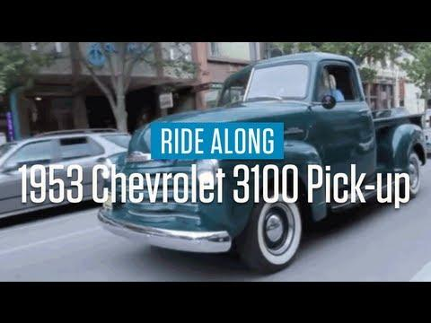 1953 Chevrolet 3100 Pick-up | Ride Along