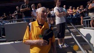 Meet a 99-year-old usher