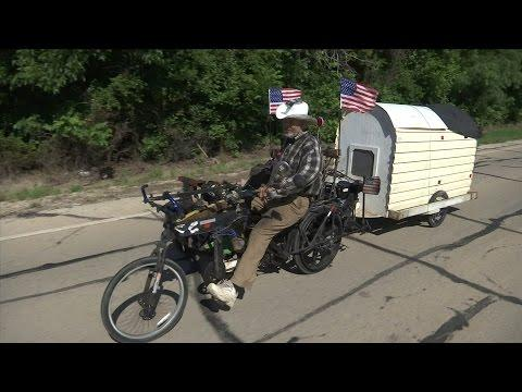 Bike Man (Texas Country Reporter)