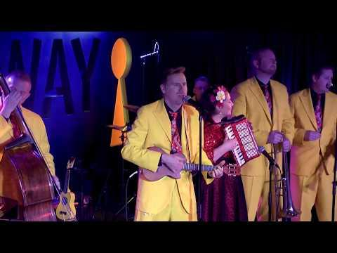 The Jive Aces Live at the HIdeaway - Smile (Charlie Chaplin cover)
