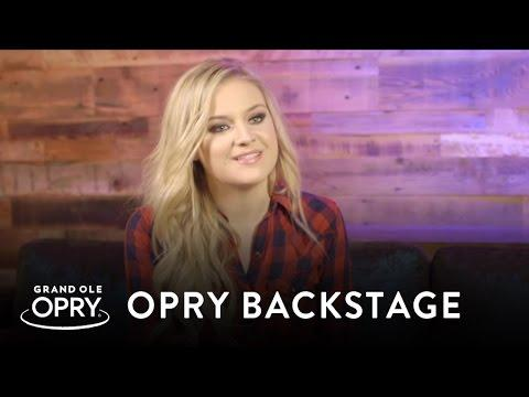 A Night At The Opry With Kelsea Ballerini | Backstage At The Opry | Opry