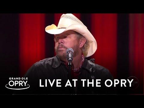 Toby Keith's Tribute to Merle Haggard | Live at the Grand Ole Opry | Opry