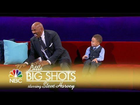 Little Big Shots - Little Ministry Leader (Episode Highlight)