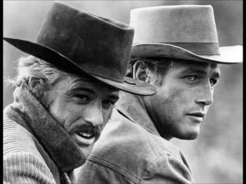 33 Vintage Photos of Paul Newman and Robert Redford in the 1969 Film 'Butch Cassidy and the Sundance