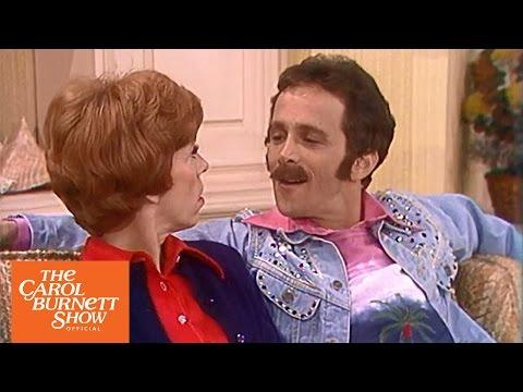 Carol And Sis: The Boyfriend From The Carol Burnett Show (full Sketch)