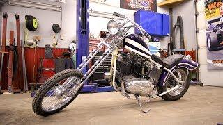 Harley-Davidson Sportster Rebuild Time Lapse | Redline Rebuild #6