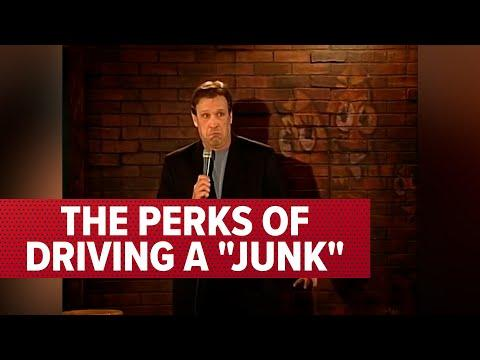 The Perks of Driving a Junk | Comedian Jeff Allen Video