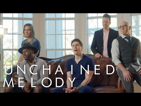 UNCHAINED MELODY VIDEO feat. John Pinto Jr. | VoicePlay A Cappella