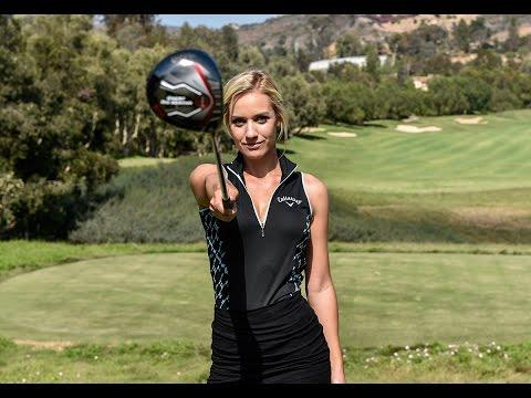 Paige Spiranac's How To Make A Viral Golf Video