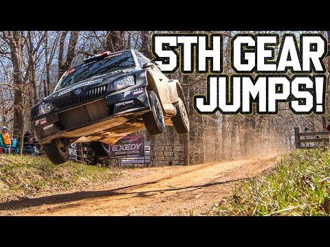 Ken Block Attempts an 8th Win at The Rally in The 100 Acre Wood #Video