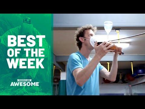 Extreme Violin Player Video? | Best Of The Week