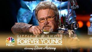 Little Big Shots: Forever Young - This Archer Never Misses the Mark (Episode Highlight)