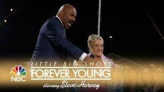 Little Big Shots: Forever Young - An Incredible 85-Foot Climb (Episode Highlight)