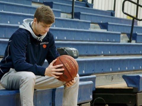 On The Road: High School Basketball Team's Assist From Above