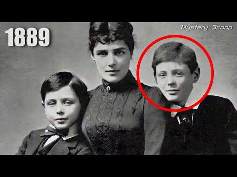 Photos Of Famous People From History When They Were Young (AI Animated Video)