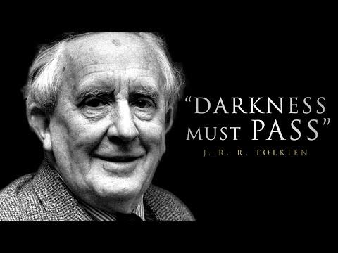 J. R. R. Tolkien: Powerful Quotes Video