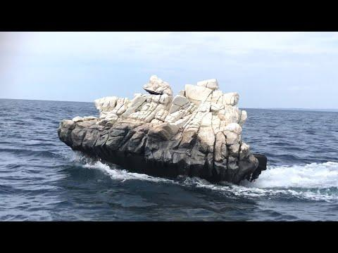 They Turned a Rock into a Boat. Your Daily Dose Of Internet #Video