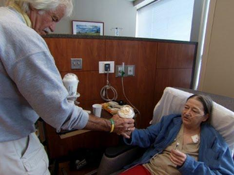 On The Road: Coffee For Cancer Patients