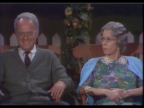 The Old Folks: Anniversary Present From The Carol Burnett Show (full Sketch)