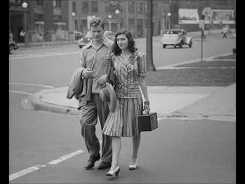 37 Fascinating Photos Showing Life in Chicago in the Early 1940s Video