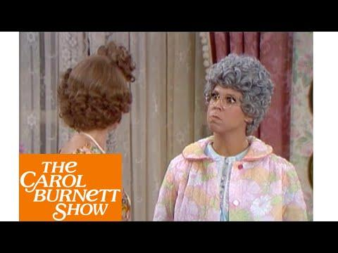 The Family Video: Eunice Splits from The Carol Burnett Show