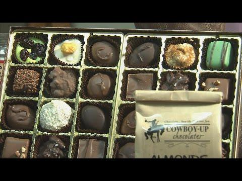 Cowboy Up Chocolates With James Crowder