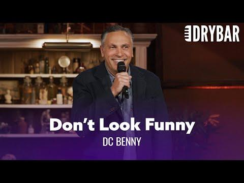 You Don't Look Funny Video. Comedian DC Benny